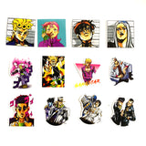 Jojo's Bizarre Adventure Stickers golden wind