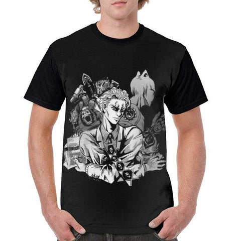 T Shirt JoJo Bizare Adventure