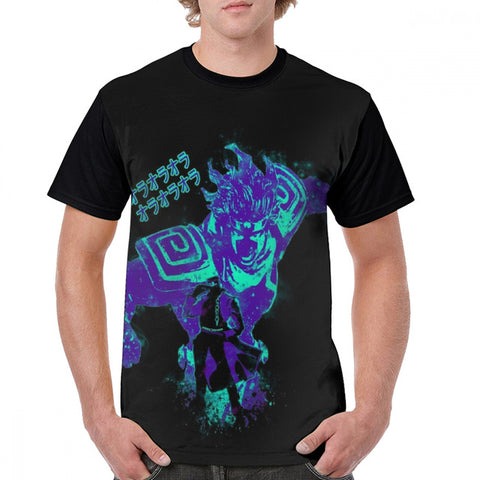 JoJo's Bizarre Adventure T-Shirt Officiel