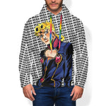 JoJo's Bizzare Adventure Sweat Shirt girono