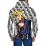 JoJo's Bizzare Adventure Sweat Shir dos
