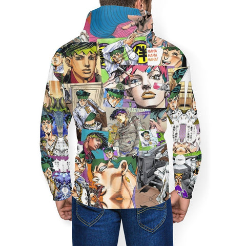 jojo sweat shirt dos