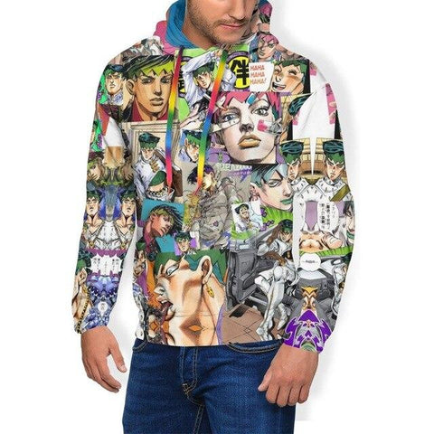 jojo sweat shirt rohan