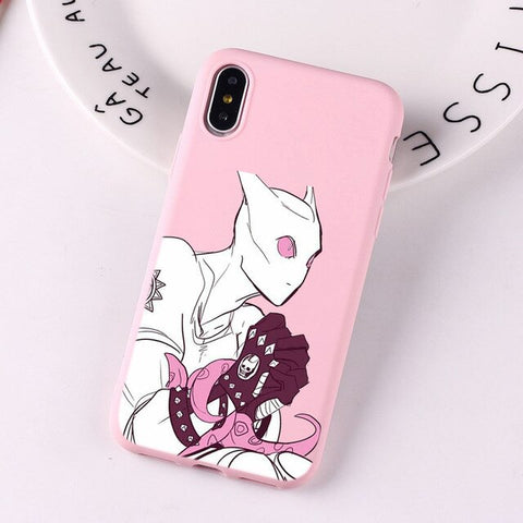 Coque iPhone 6s JOJO Bizarre Adventure