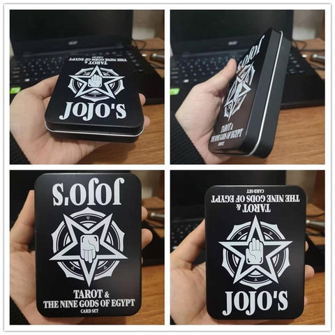 jojo tarot cards buy