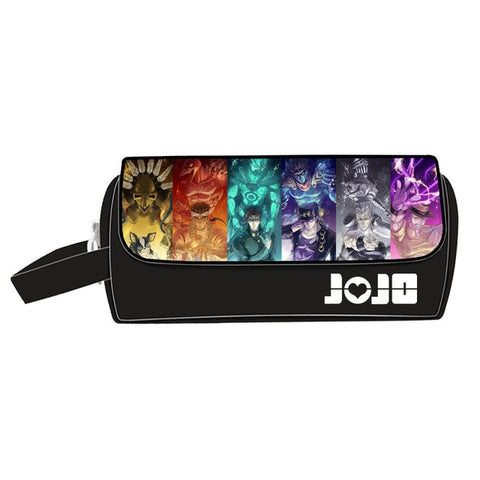 JOJO Stardust Crusaders Egypt Arc Trousse