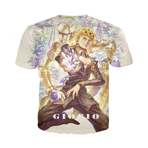 JOJO T-shirt Golden Wings