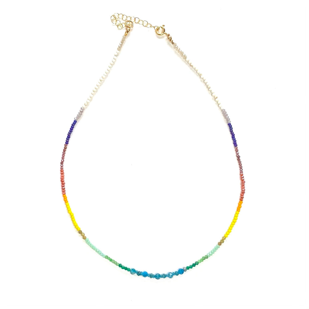 Spectrum symmetry necklace