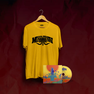 T-Shirt and CD Combo [SPECIALS]