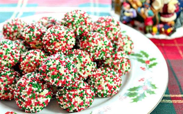 5 Great Christmas Cookie Recipes