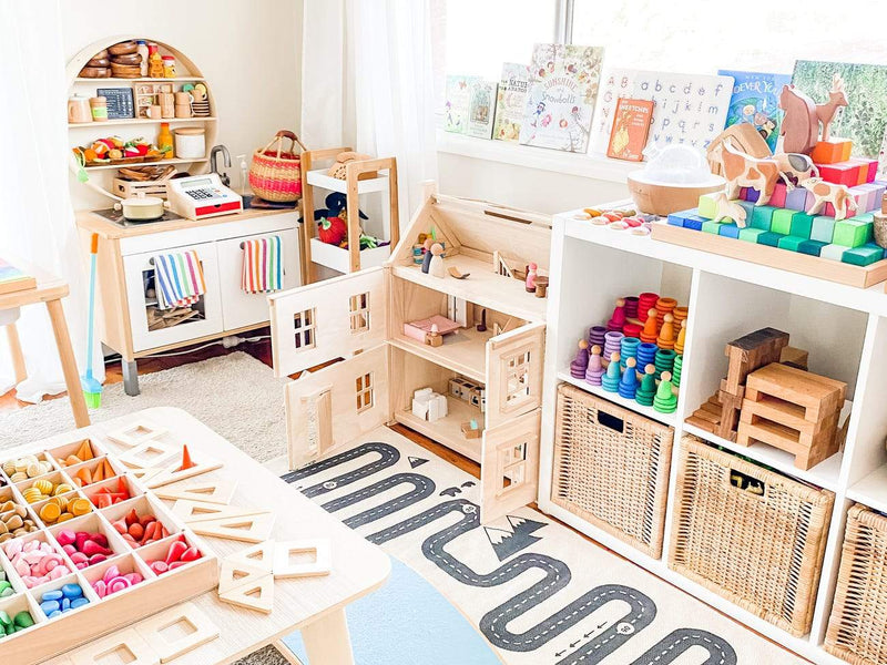 A Guide to Organizing Your Child's Toys