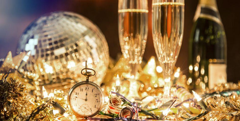 New Fun Cocktail Recipes to Try for New Year's Eve