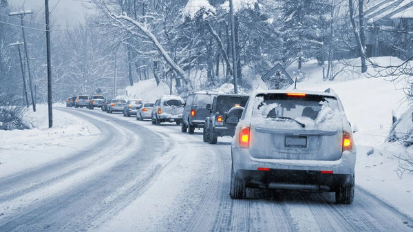 Safety Driving Tips to Help Keep You Safe This Winter