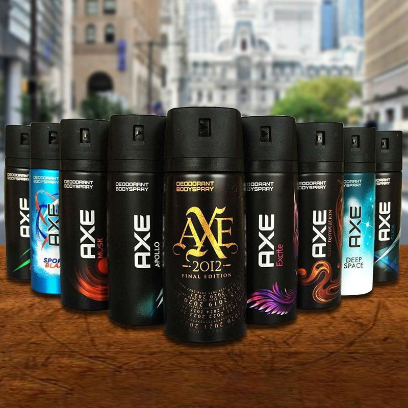 10-Pack AXE Body Spray Deodorant Anti-Perspirant Beauty & Personal Care - DailySale
