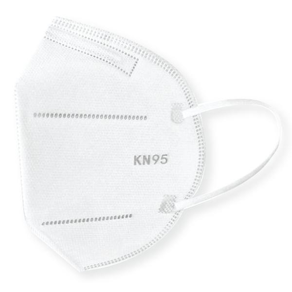 10-Pack: KN95 Protective Breathable Outdoor Face Mask with Nose Clip Face Masks & PPE - DailySale