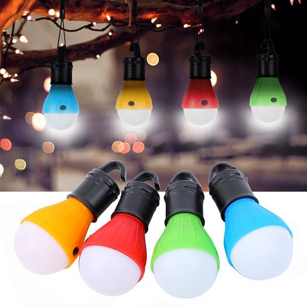 10-Pack: Mini Portable Lantern Tent Light Sports & Outdoors - DailySale