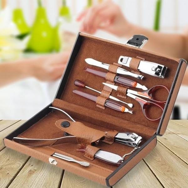 10-Piece: Deluxe Manicure Set Beauty & Personal Care - DailySale