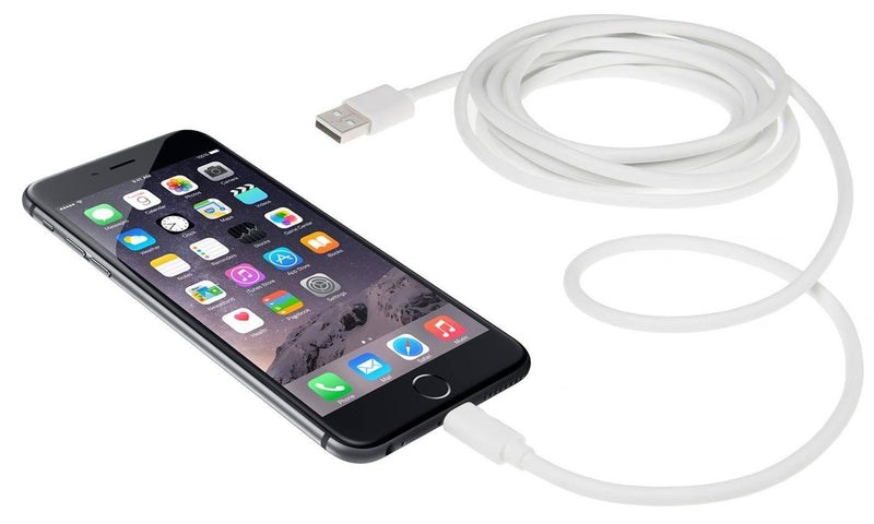 10ft Apple-Certified Lightning Cable - Assorted Styles Phones & Accessories - DailySale
