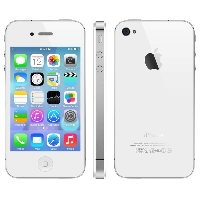 Apple iPhone 4S Factory Unlocked - Assorted Colors and Sizes - DailySale, Inc