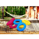12-Pack: Deet-Free Mosquito & Insect Repellent Bracelets Sports & Outdoors - DailySale