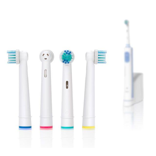 12-Pack: Oral-B Compatible Color Coding Toothbrush Heads Beauty & Personal Care - DailySale