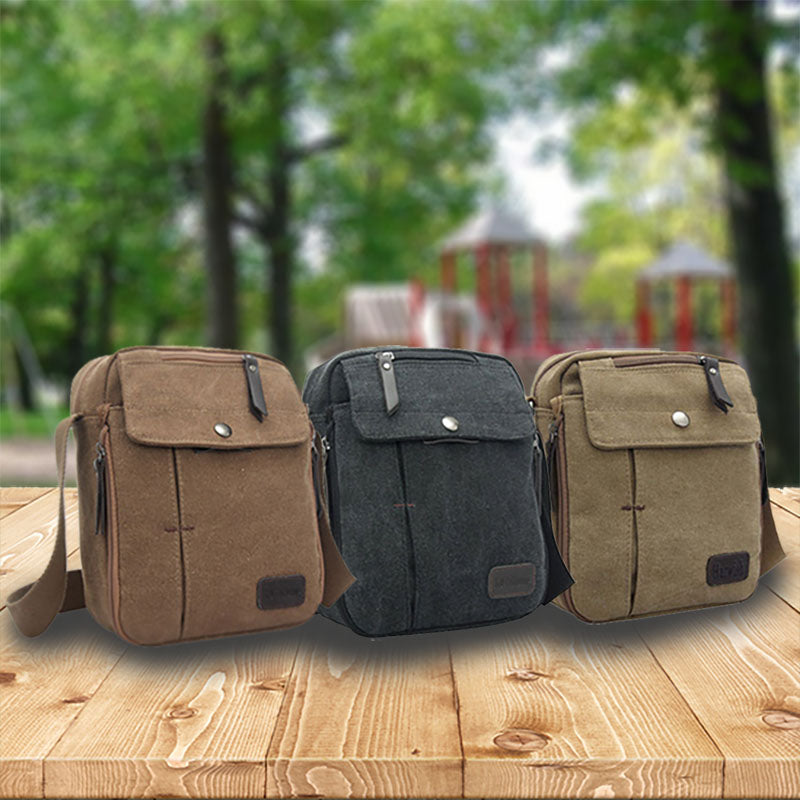 Multifunctional Canvas Traveling Bag - Assorted Colors - DailySale, Inc