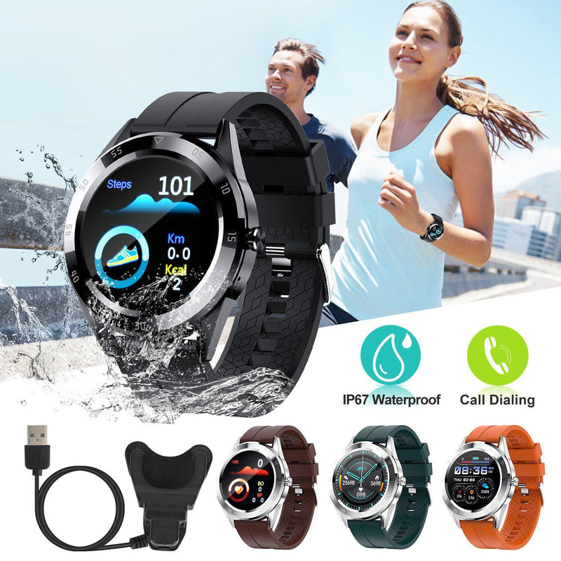 "1.54"" Wireless Fitness Tracker Fitness - DailySale"