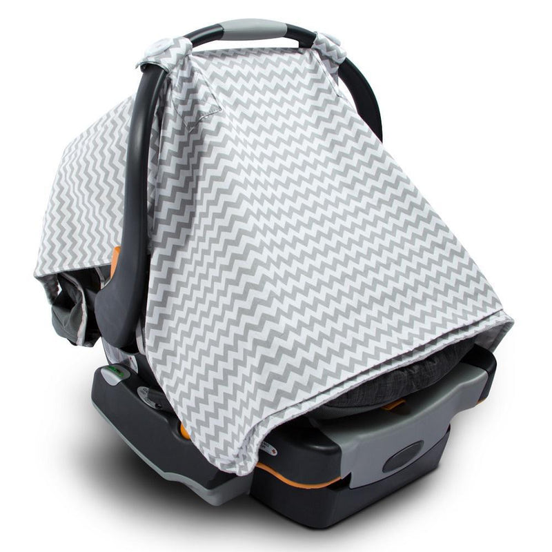 2-in-1 Baby Blanket Car Seat Cover and Nursing Blanket Automotive - DailySale