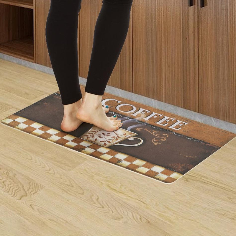 2-Pack: Anti-Fatigue Mats - Assorted Styles Home Essentials - DailySale