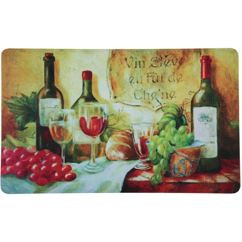 2-Pack: Anti-Fatigue Mats - Assorted Styles Home Essentials Wine Table - DailySale