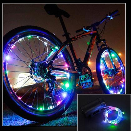 2-Pack: Bicycle Wheel LED Lights Everything Else - DailySale