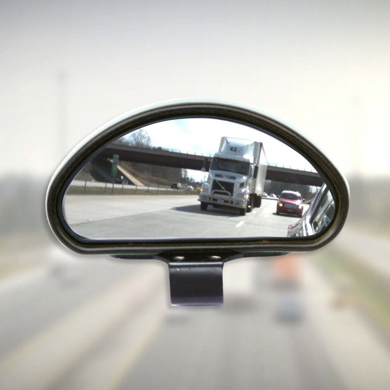 2-Pack: Clear Zone Mirror Auto Accessories - DailySale