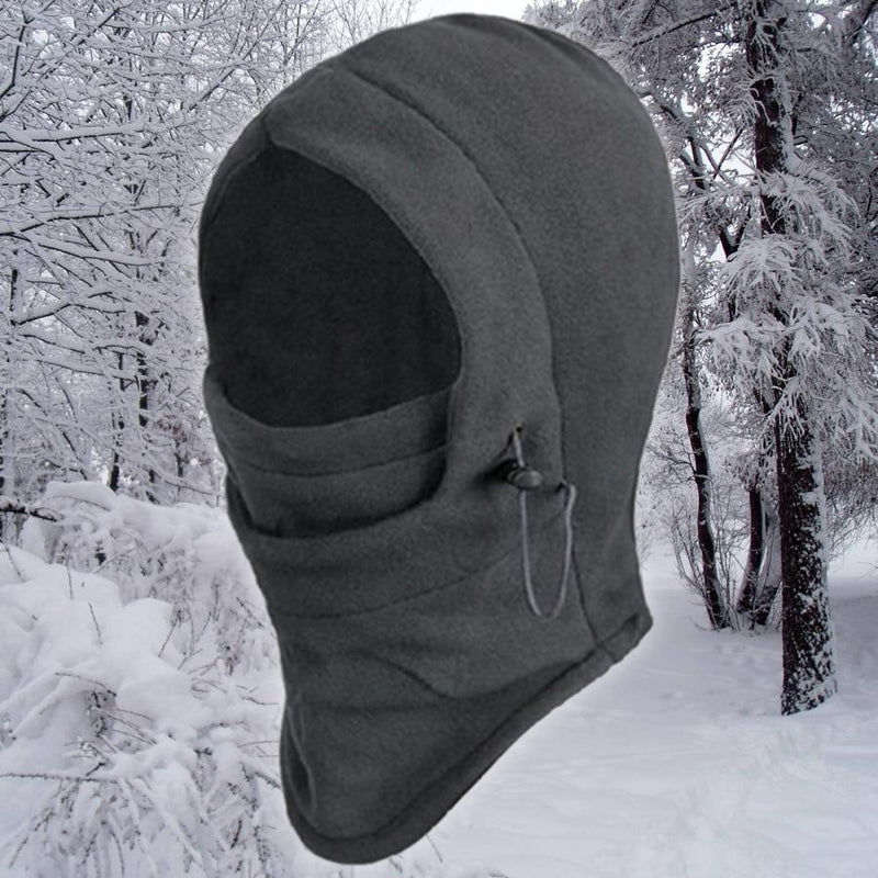 2-Pack: Full Cover Fleece Winter Mask - Assorted Colors Women's Apparel - DailySale