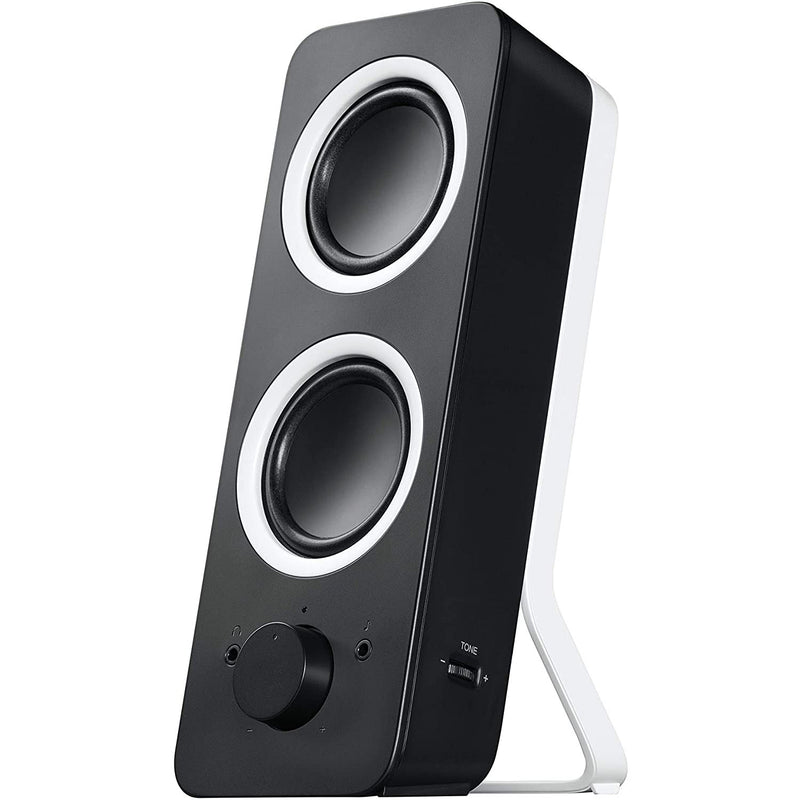 2-Pack: Logitech Z200 Stereo Multimedia Speaker Speakers - DailySale