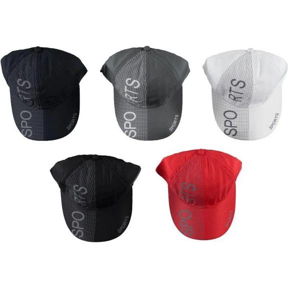 2-Pack: Mens Sport Adjustable Hat Hats & Gloves - DailySale