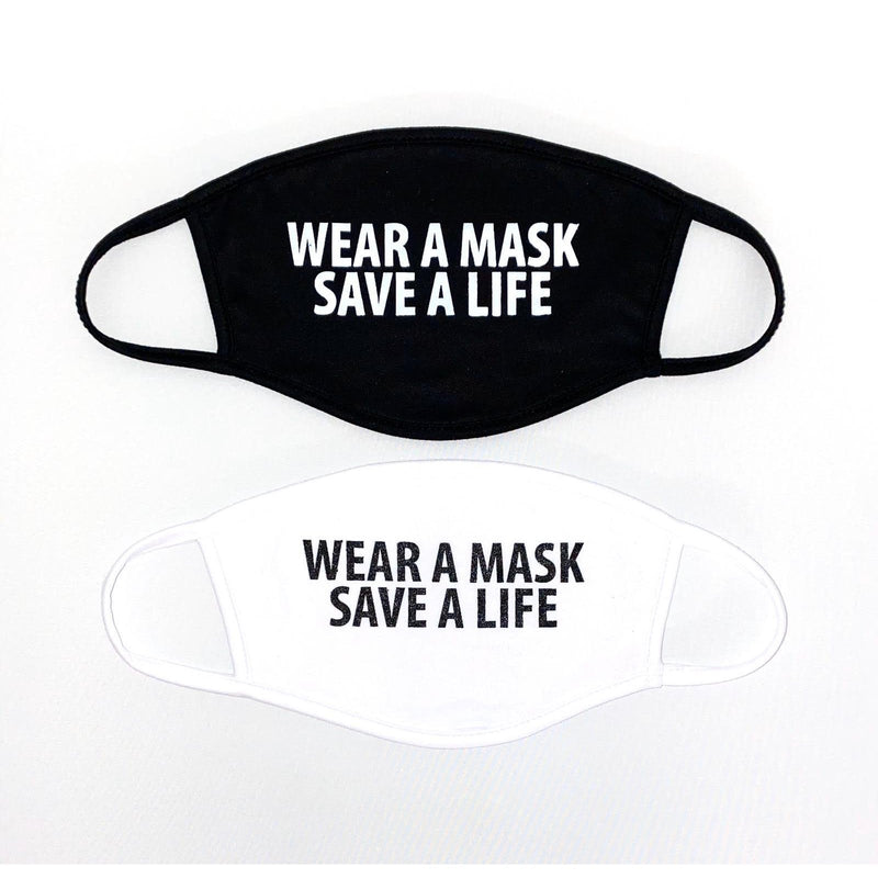2-Pack: Reusable Premium Stretchy Unisex Face Mask Wellness & Fitness Wear A Mask Save A Life - DailySale