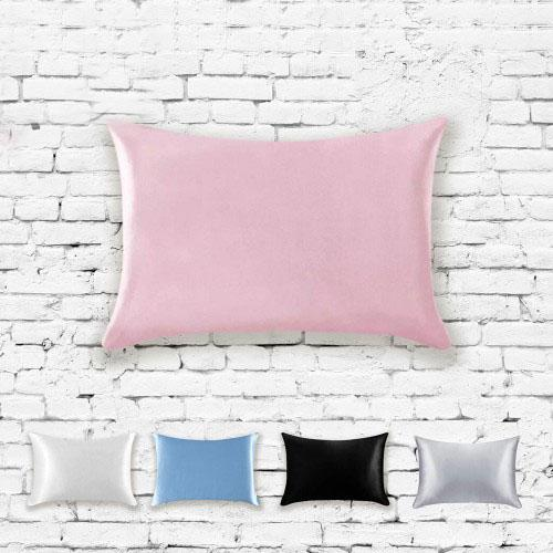 2-Pack: Silk Pillowcases Bedding - DailySale