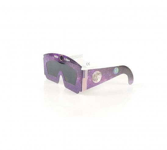 2-Pack: Solar Eclipse Safety Viewing Glasses Sports & Outdoors - DailySale