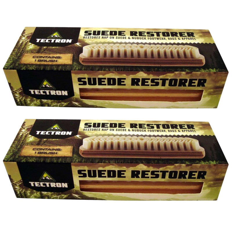 2-Pack: Tectron Suede Restorer Everything Else - DailySale