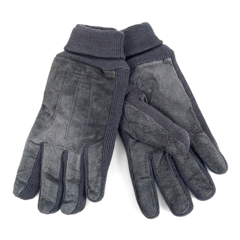 2-Pair: Men's Genuine Winter Gloves with Soft Acrylic Lining Men's Apparel - DailySale