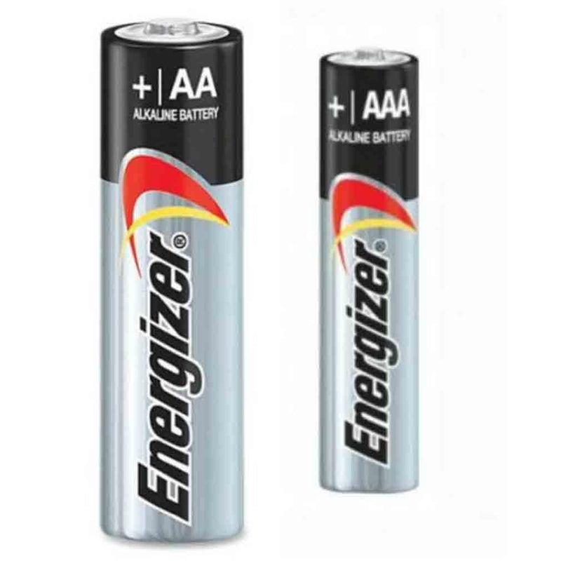 20-Pack: Energizer AA or AAA Max Alkaline Batteries Gadgets & Accessories - DailySale