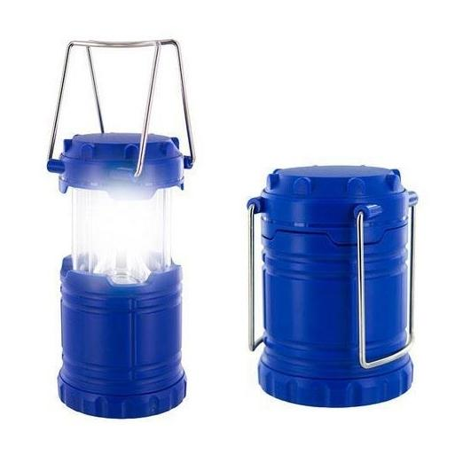 3-Pack: Collapsible Mini Lantern with Ultra-Bright LED Light Home Lighting - DailySale