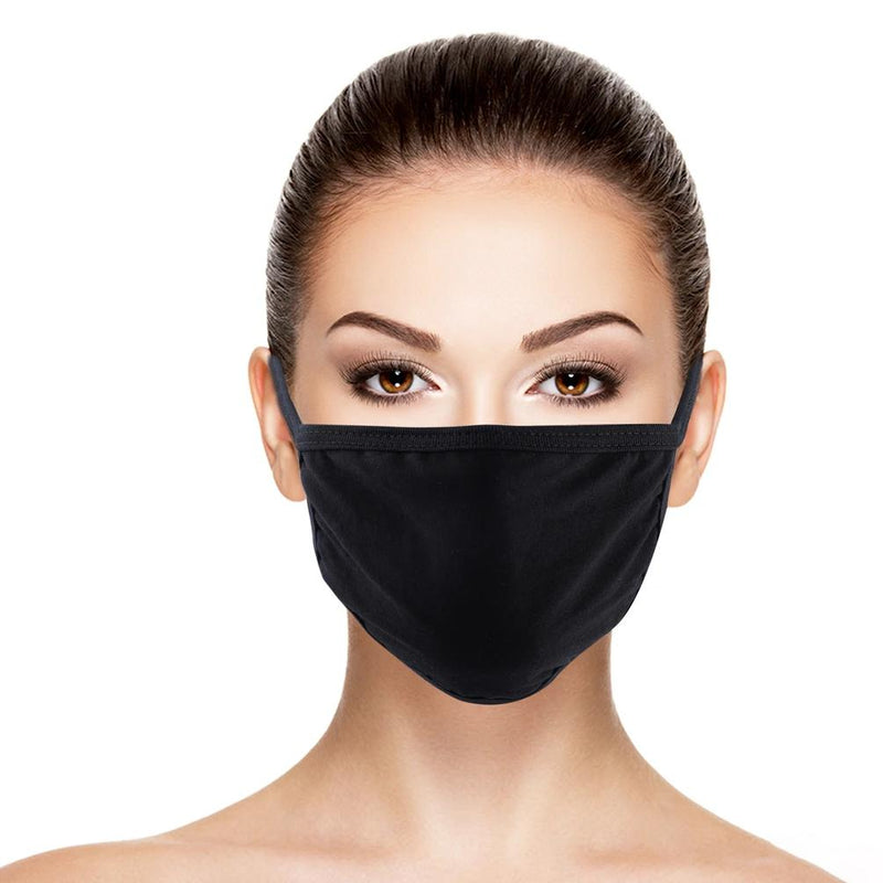 3-Pack: Washable And Reusable Non - Medical Face Protection Mask