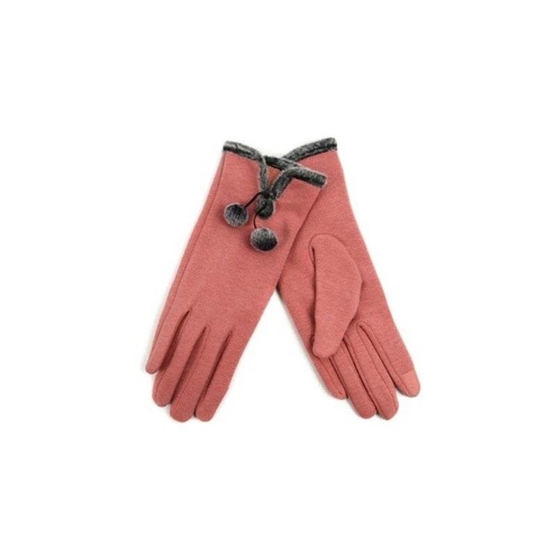 3-Pack: Women's Cold Weather Touch-Screen Gloves Women's Apparel - DailySale