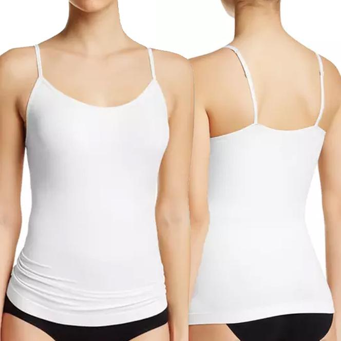 3-Pack: Women's Seamless Shaping Camisoles Women's Clothing White - DailySale