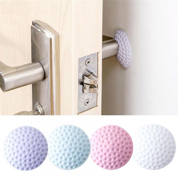3-Piece: Door Lock Protection Pad Protection Home Improvement - DailySale