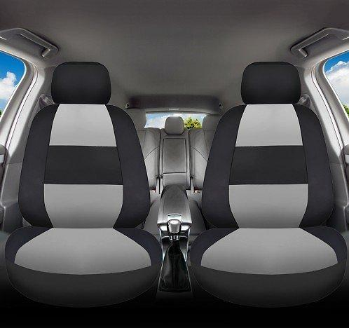 3-Piece Set: Goodyear Auto Seat Cover Auto Accessories - DailySale