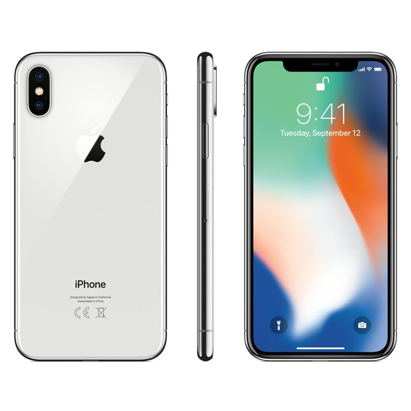 Apple iPhone X 256GB Unlocked - DailySale, Inc