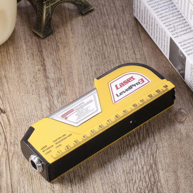Measuring Tape with Horizontal Laser Line - DailySale, Inc