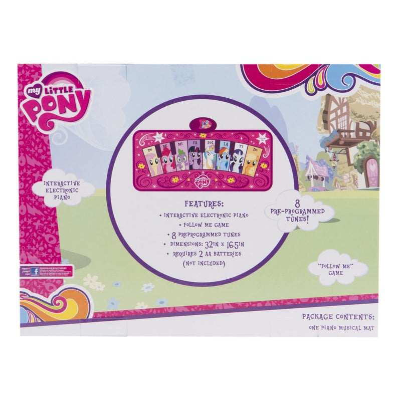 My Little Pony Piano Music Mat Kids - DailySale, Inc